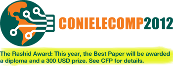 CONIELECOMP 2012